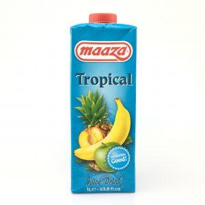 Maaza tropical 1l