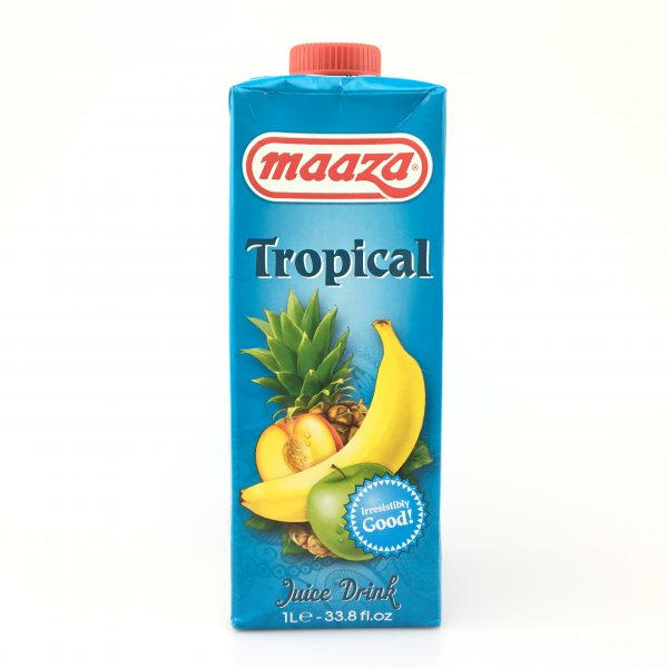 Maaza tropical 1l