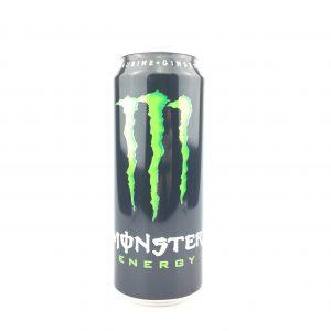 Monster energy 500ml.