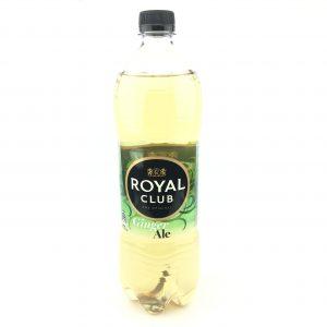 Royal club ginger ale 1L