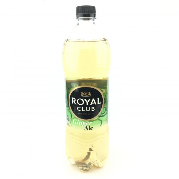 Royal club ginger ale 1L