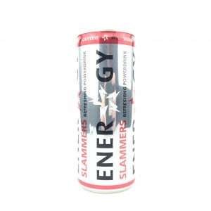 Slammer energy 250ml.