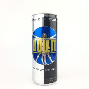 Bullit energy drink 250ml.