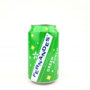 Fernandes green punch 330ml.