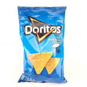 Doritos cool american flavour