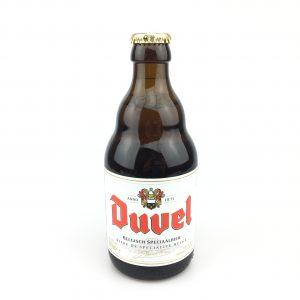 Duvel belgisch bier 330ml.