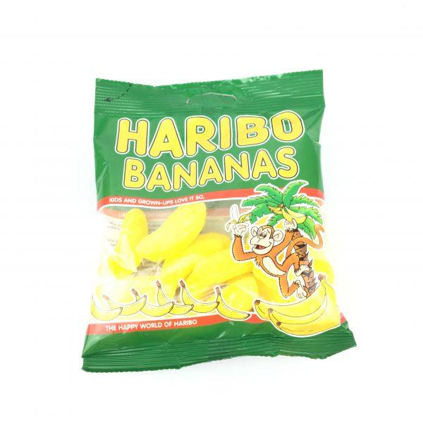 Haribo bananas 75g