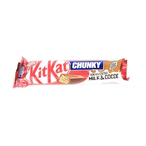 Kitkat chunky milk&chocolate