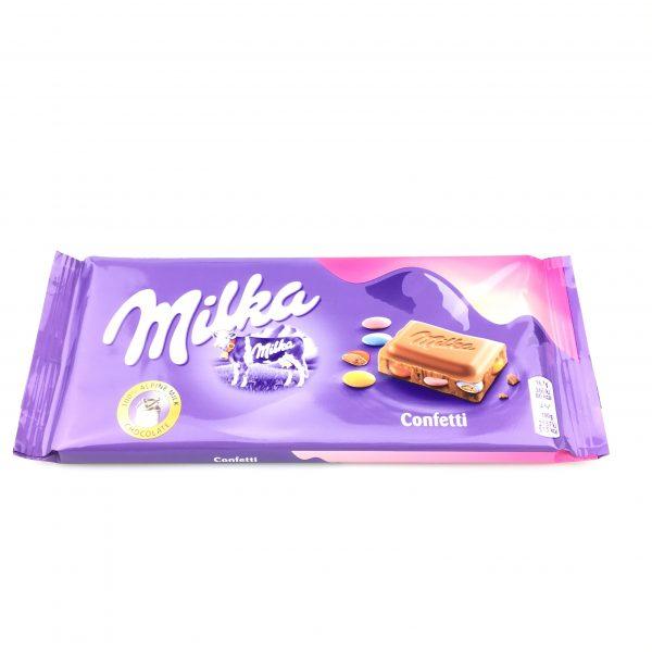 Milka Confetti
