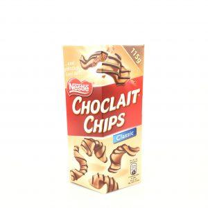 Nestle choclait chips classic