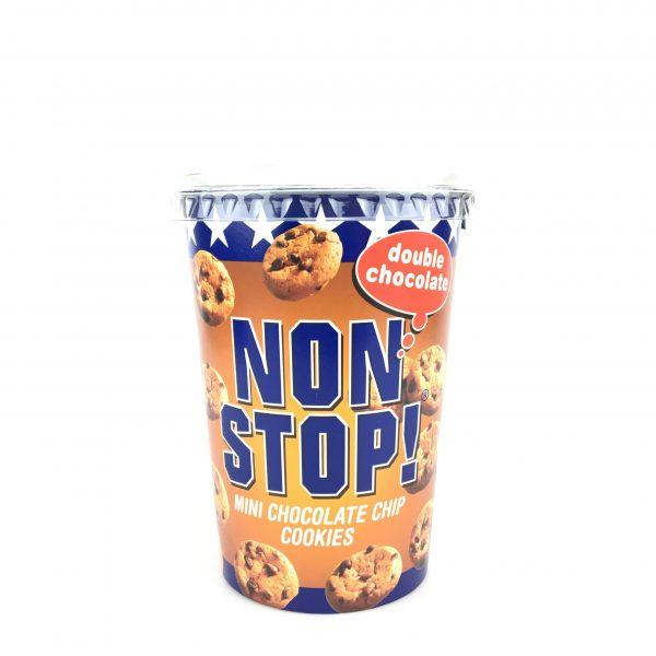 Non stop! mini chocolate chip cookies