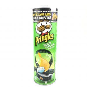 Pringles sour cream & union