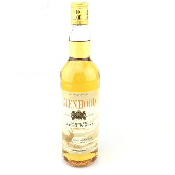 Glenhood blended scotch whisky 70cl.