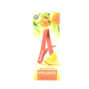 Appelsientje sinaasappel 1l