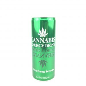Cannabis energy drink 250ml.