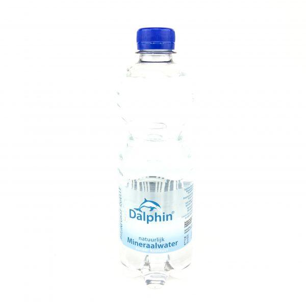 Dalphin natuurlijk mineraalwater zonder koolzuur 500ml.