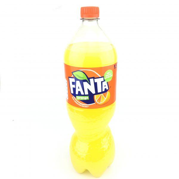 Fanta orange 1500ml.