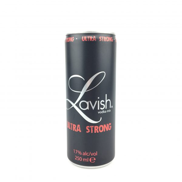 Lavish ultra strong 250ml.