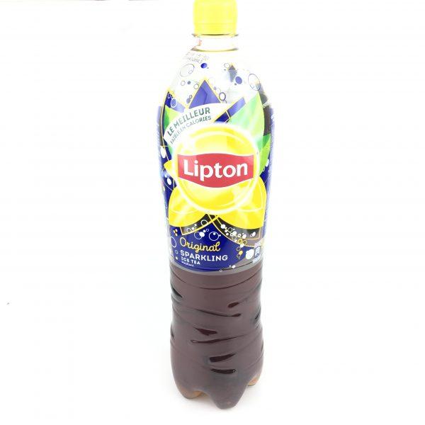 Lipton sparkling ice tea 1500ml