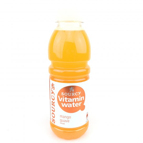 Sourcy vitamin water mango guave