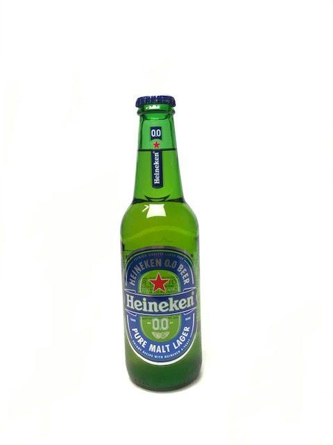 Heineken 0.0 fles